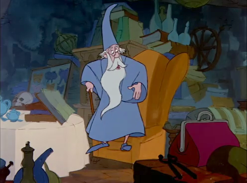 Disney's The Sword in the Stone
