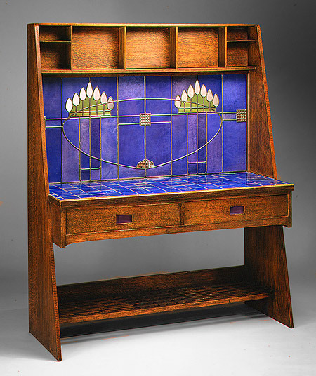 pisthelimit:  Charles Rennie Mackintosh (Art Nouveau Washstand)