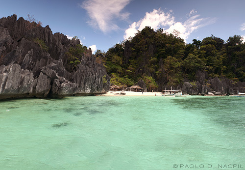 Smith BeachCoron, Palawan (from capturedphotos)