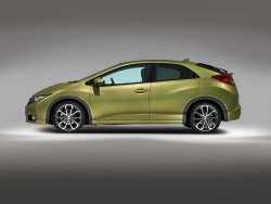 Honda Civic Euro 2012. What say you?