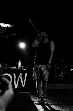 Jack Parow @ Red Rock Rally, Brugge, 5.01.2011 on Flickr.