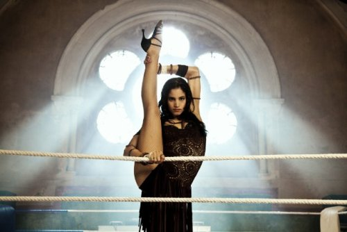 "Sofia Boutella in ""Street Dance 2"". Out in 2012."