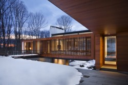 theblackworkshop: Bridge House / Joeb Moore + Partners Architects