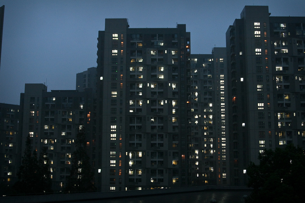 Shanghai Apartments 2011