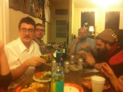 reoccurringdreamsrecords:  Thanksgiving 2011 Baltimore