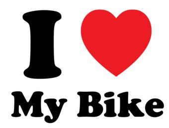 çünkü bisiklet güzeldir