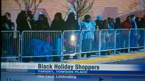 zainyk:  Local News Station Makes Unfortunate 'Black Holiday Shoppers' Chyron Error   Maybe they were referencing Soundgarden?