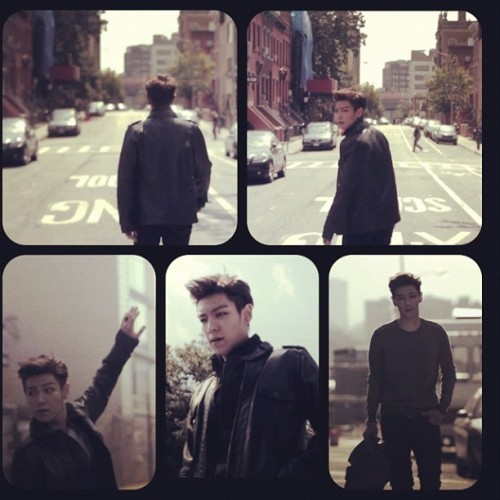 Empty Streets #TOP #BigBang  (Taken with instagram)