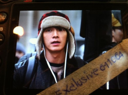 111126 at Incheon airport going to Taiwan, cr: @Exclusive011004