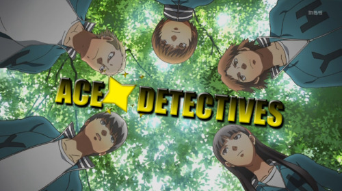 ACE ★ DETECTIVES Whenever you need a mystery to solve, the Ace ★ Detectives are on the case!  (Warning: shenanigans may ensue)