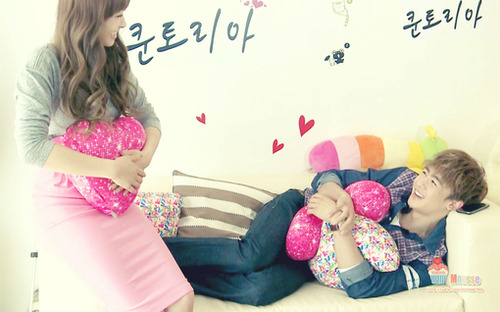 [Screencap] Khuntoria - the eyeship couple ^^ K tiffanyheartsbieber: