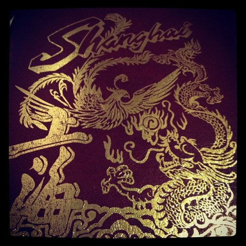 Shanghai #chinese #food  (Taken with Instagram at Shanghai)