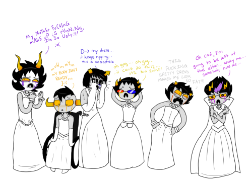 elasticitymudflap:  BRIDESTUCK NOW IN COLOUR. AGAIN, MY LIFE = WAT  OMG you guys!! XDDD