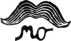Personal Work- Rebranding for Movember. Mo' Money, Mo' Stache as the song goes… Maybe i'm remembering that wrong.