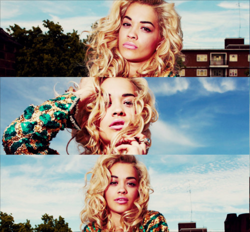 theycallmedezert:  Rita Ora is fuckin BEAUTIFUL!!