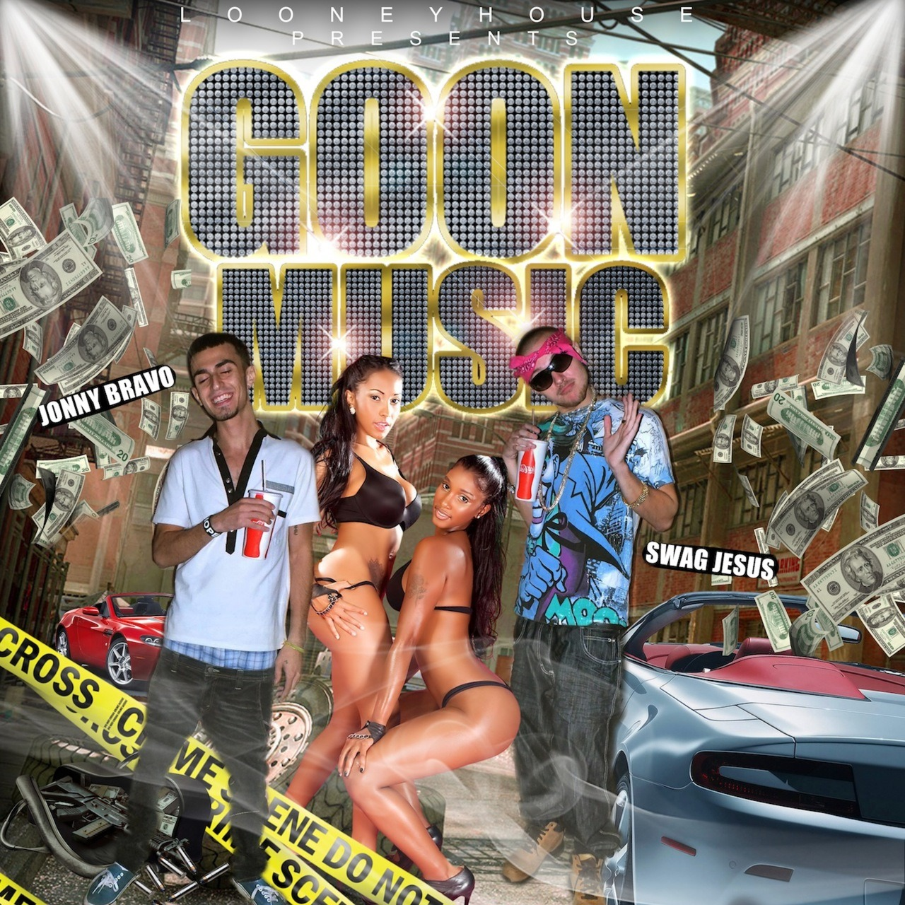 "DOWNLOAD ""GOONMUSIC"" HERE: http://www.hotnewhiphop.com/jonny-bravo-and-swag-jesus-goon-music-mixtape.35040.html"