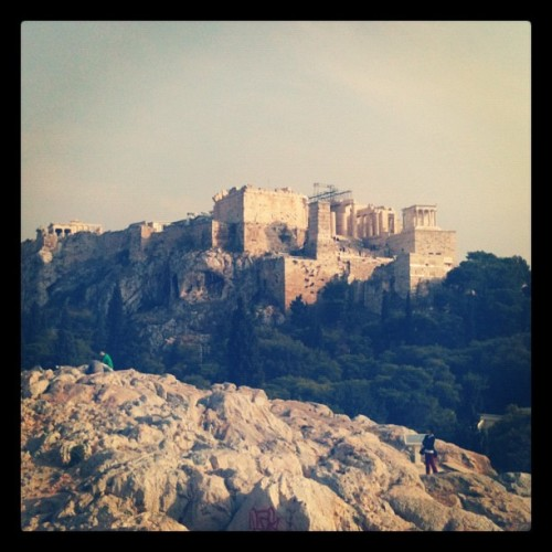 "november 22nd 2011 - athens, greece (from ""mars hill"" or the ""aeropagos"" where paul preached to the greeks as recorded in acts 17)"