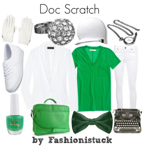 fashionistuck:  Doc Scratch Reference Buy Items