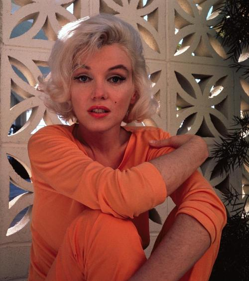 bohemea:  Marilyn Monroe by George Barris, June 29th 1962