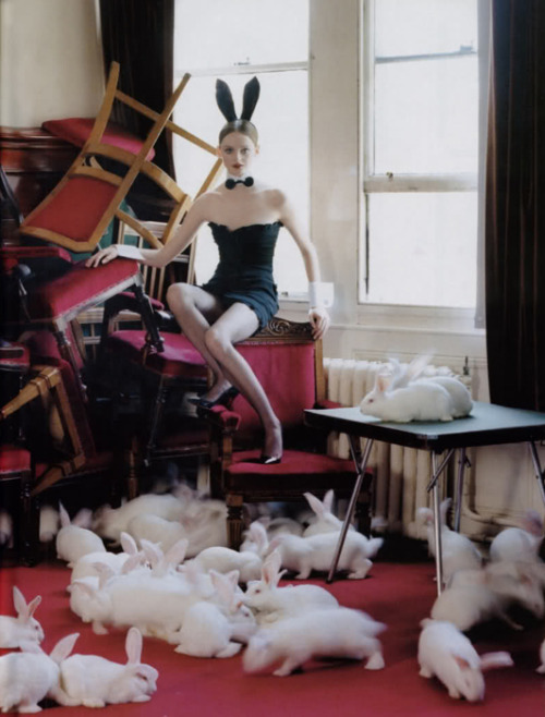 julienfoulatier:  Photography by Tim Walker.