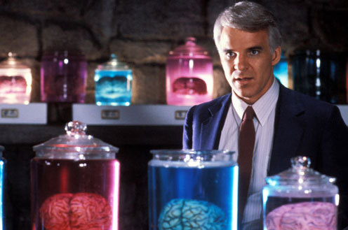 the8thmm:  The Man with Two Brains, 1983  One of the best