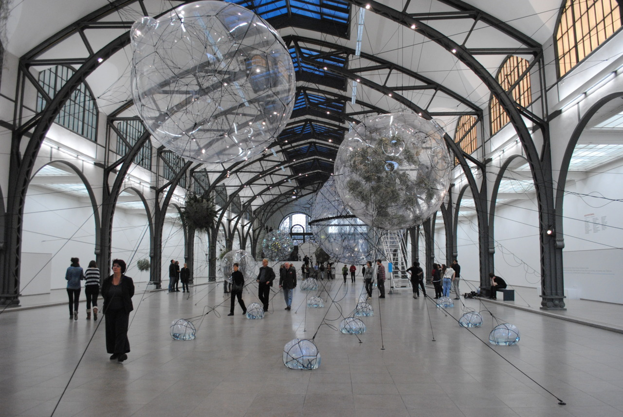 Thomas Saraceno : cloud cities