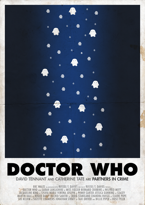 Doctor Who: Partners in Crime by tashimi