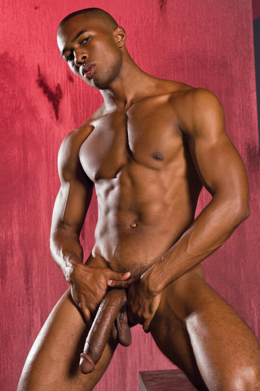 Black men erection underwear