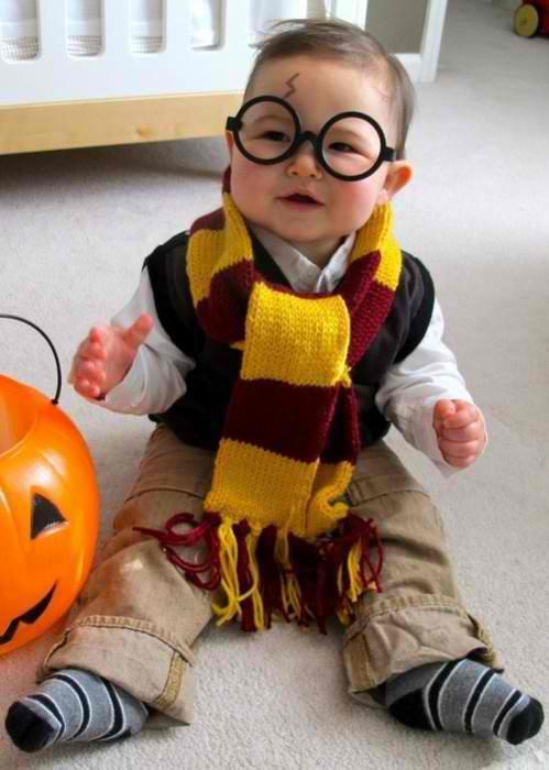 Harry Potter inspired…. if i will bear my baby boy, i'll name him, Harry James :)
