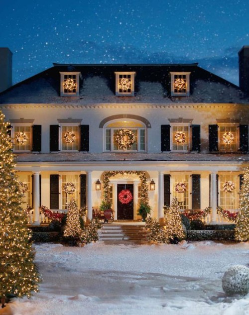 awesome Christmas decor