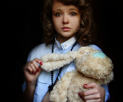 Boo by Vlada… on Flickr. Moldovan Emotion