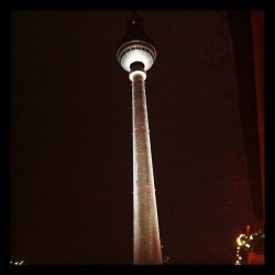 Taken with Instagram at Fernsehturm