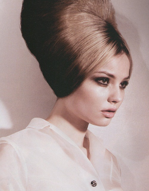 Magdalena Frackowiak photographed by Daniel Jackson for i-D