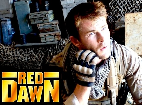 The Red Dawn remake finally has a release date which stars Chris Hemsworth, Josh Hutcherson, Josh Peck, Isabel Lucas, Adrianne Palicki and Jeffery Dean Morgan..Red Dawn comes out November 2nd 2012…..This movie was finished a longtime ago but never got a release date because of MGM's money issues