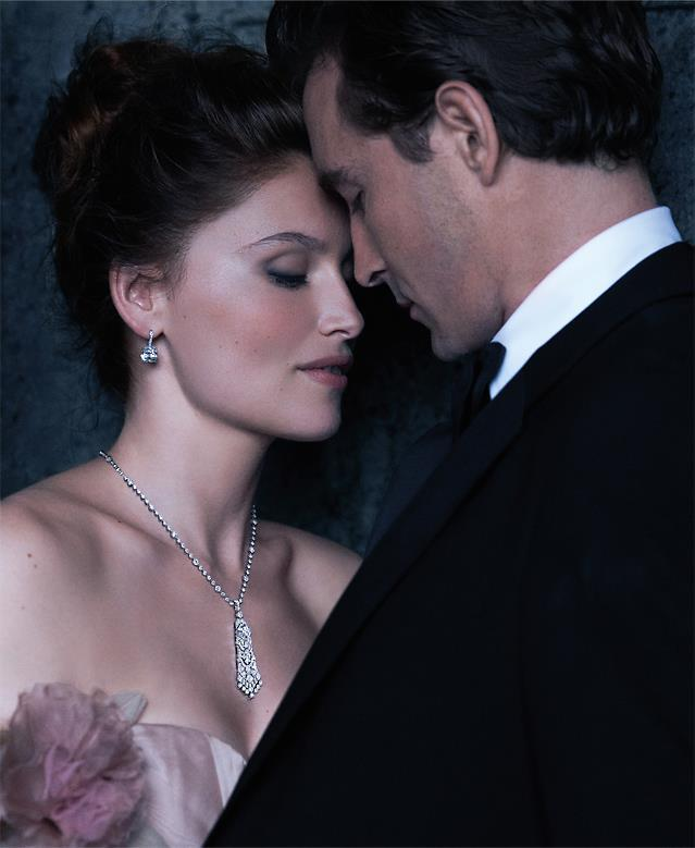 Lee Pace in Tiffany & Co. winter 2011 ad campaign with Laetitia Casta.  I just adore him.