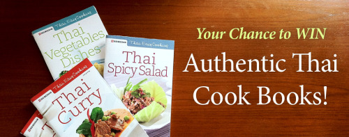Your Chance to WIN Authentic Thai Cook Books! Winning is easy: Just 'Like' Paleo Australia on Facebook & tell us what's your favourite paleo meal and why. Better yet, show us a photo of it!  Enter competition: www.facebook.com/paleoaustralia  Our favourite entry wins every Sunday until Christmas Day, when the last of the four booklets is given away.Please don't forget to Share The Competition!Read more about the prizes: paleoaustralia.com/ 2011/11/competition/  (Please note: Unfortunately the competition is for Australian and New Zealand residents only.)