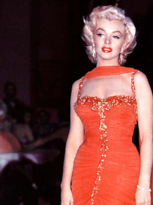 "steamboatbilljr:   ""There was something exceptional about Marilyn Monroe. Sometimes she could be ethereal and sometimes like a waitress in a coffee shop."" — Truman Capote"