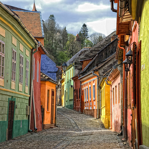 westeastsouthnorth:  Sighisoara, Romania