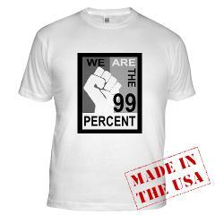Occupy Poster Fitted T-Shirt Occupy Wall Street Poster Design from the Occupy Wall Street Shop.  (via Occupy Wall Street Shop)