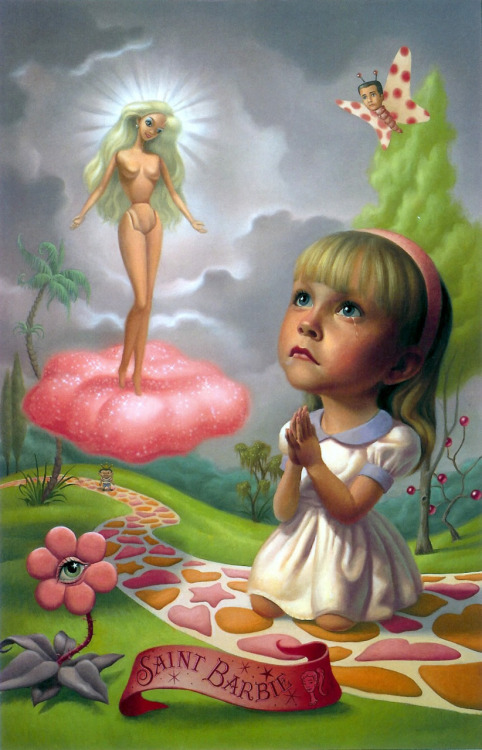 Mark RydenSaint Barbie