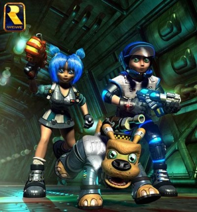 The Video Game: Jet Force Gemini System: Nintendo 64 Release Date: September 1999 The Rundown The Gist: You play Vela, Juno and Lupus basically space rangers who become wrapped up in a rescue mission to save Tribals (cute bear people who can be massacred right in front of your eyes if you don't save them) from the tyranny of gun-toting bugs. Sight and Sound: The game worlds vary from planet to planet, ship to ship all unique and most quite eery. Why It's Fun: If being a space ranger wasn't cool enough, you get to be three each with their own special ability.  Lupus: The dog can hover!! He has jet-pads under his feet and a simple double-jump engages them.  Vela: Personally, I think Vela's ability is the coolest but it's mostly due to my childhood trauma involving water. That being said, Vela can swim and breathe underwater. Juno: Finally, there's Juno's ability to walk on lava and even though it might seem that Juno's ability isn't quite so useful, it is. It does come in handy at certain points in the game. Aside from being a space ranger with bad ass abilities, you get a wide-range of weapons with which to blast apart every deserving bug leaving their heads for you to collect.  Just to give you a taste of the kind of weapons I'm talking about: Machine Guns Homing Missiles Tri-Rocket Launcher Sniper Rifles Cluster Bombs Shocker Etc. Nothing is more satisfying than watching your enemies colored guts splatter all over the ground as you blast them with a Tri-Rocket Launcher (or whatever gun you like). Another awesome edition to this game is Floyd. Floyd is essentially a flying robot machine gun (…well more like a pistol) that is utterly invincible and will allow another person to play with you. The story mode is 1 player but this will let someone else play with you even if it's only helping you kill bugs (and hopefully not the tribals). There are tons of elements in this game that make it worth playing and incredibly fun but I'll let you figure those out when you play Jet Force Gemini yourself.