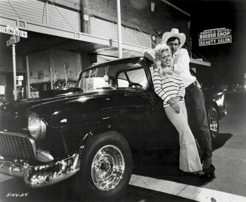 "Harrison Ford in ""American Graffiti"" Read more…"