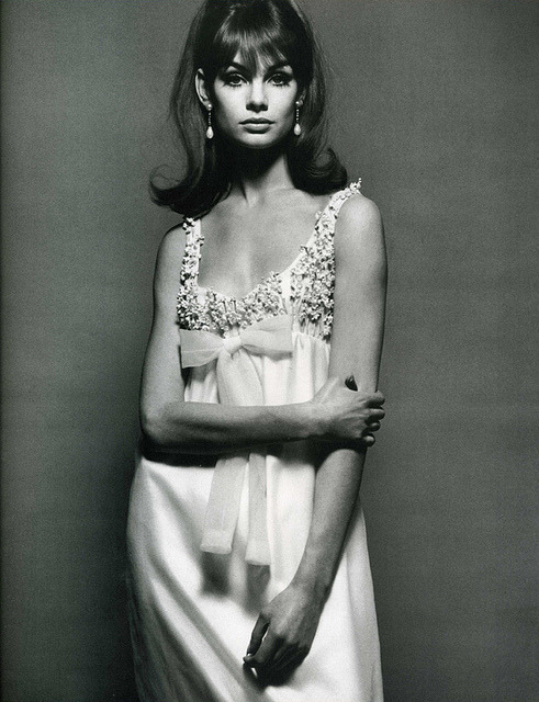 beautifullyvintagephotos:  Nina Ricci by Classic Style of Fashion (Second) on Flickr.
