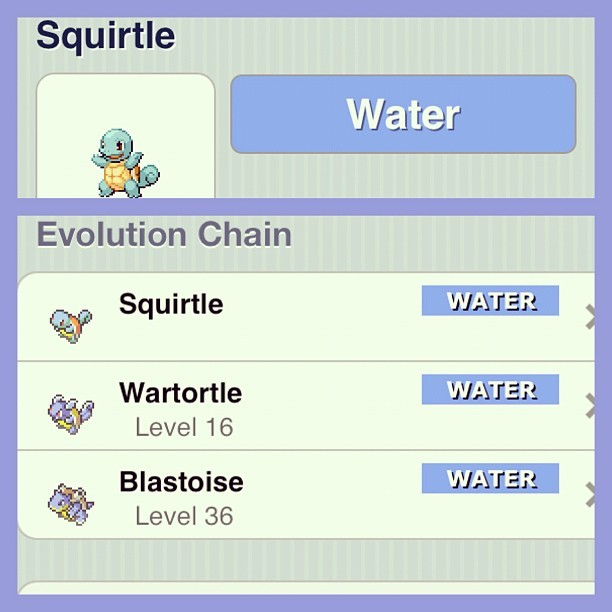My favorite #pokemon #water #squirtle #childhood (Taken with instagram)