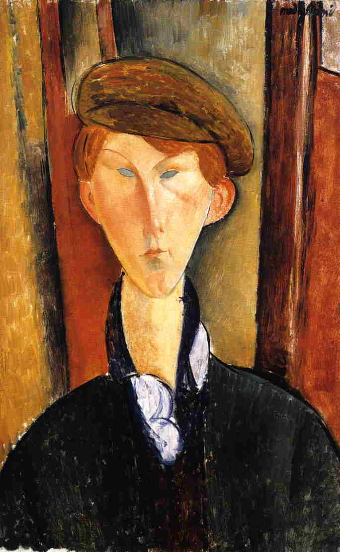 2-crowes:  Modigliani