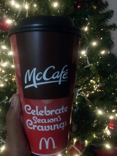 Peppermint Mocha Latte!