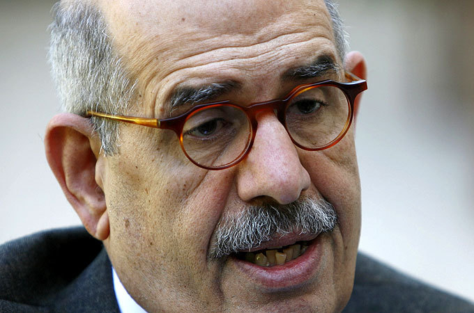 ElBaradei 'willing' to head Egypt's cabinet |   Former UN nuclear watchdog chief says he is willing to drop presidential bid for interim prime minister post.