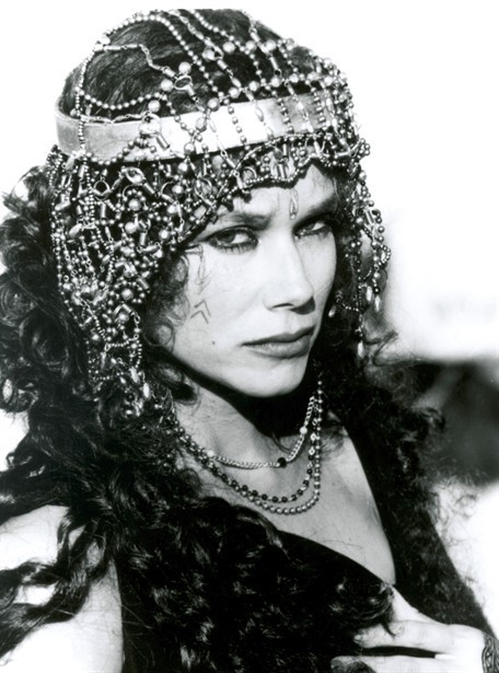 paperspots:  Barbara Hershey as Mary Magdalene in The Last Temptation of Christ (dir. Martin Scorsese, 1988).