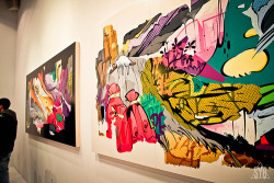 sybgang:  POSE - Whitewash Opening Night @ Known Gallery