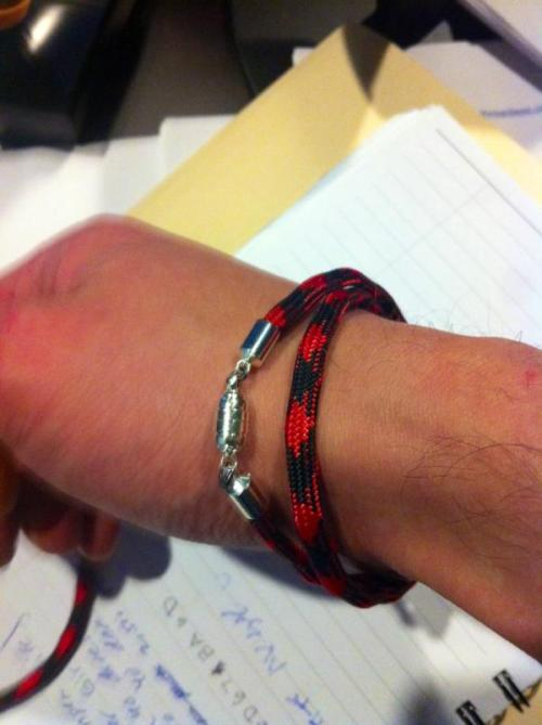 maddians:  @RuledByUs : Here's a sneak peak of a Ruled By Us bracelet! - via #Twitter.